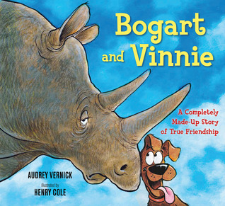 Bogart and Vinnie - A Completely Made-Up Story of True Friendship